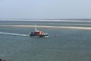 Le bateau de la SNSM